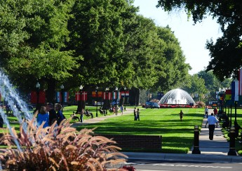 HPU Named 'Tree Campus USA' for Fifth Year in a Row