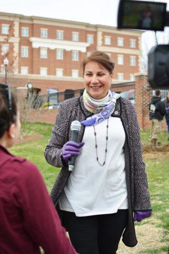 HPU Dedicates Liberty Tree for First Amendment Day
