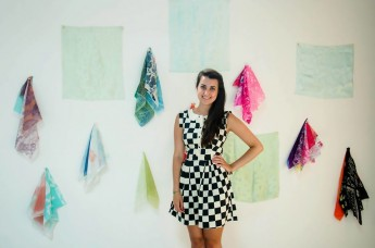 Interior Design Student Studies with World-Renowned Designer