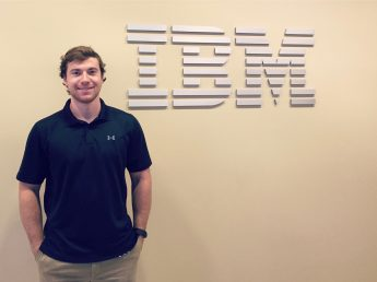 Senior Interns with IBM