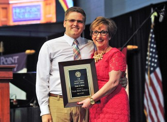 2014 Outstanding Senior is Thomasville Native Tyler Steelman