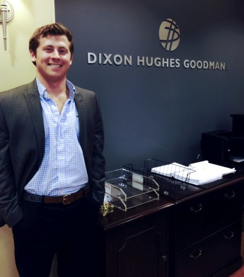 Student Interns at Dixon Hughes Goodman