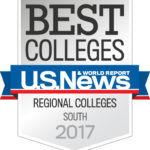 US News Best Regional College 2017