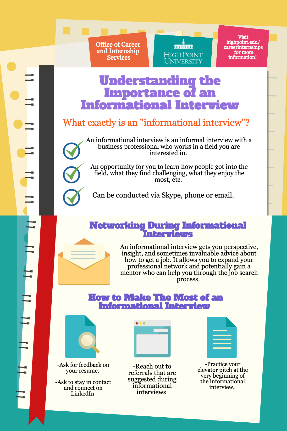 infographic understanding informational interviews high point infographic understanding informational interviews
