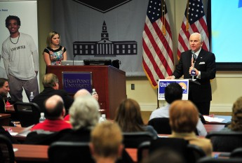 HPU Honored as Third Largest Contributor to United Way
