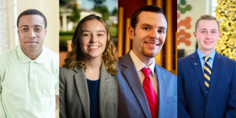 Outstanding HPU Students Recognized on Honors Day