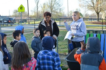 Students Plant More Than Seeds with Oak Hill Elementary