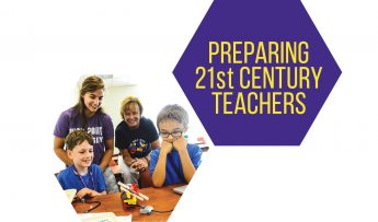 Preparing 21st Century Teachers