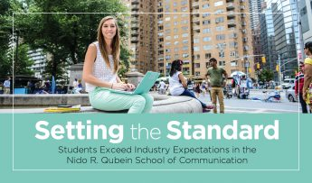 Setting the Standard: Communication Students Exceed Industry Expectations