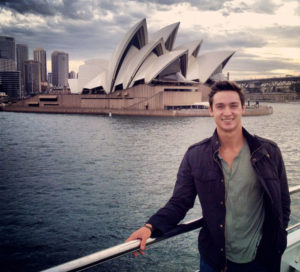 Wade Rothrock HPU Study Abroad Australia