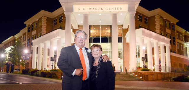 HPU Names Facility in Honor of Ashley Furniture Founder Ron Wanek | High Point University | High ...