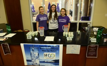 Students Conduct Water Taste Test to Reduce Plastic Waste