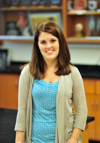 HPU Welcomes Schlick as Lab Supervisor