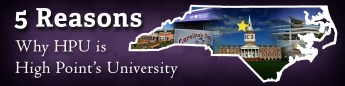 5 Reasons Why HPU is High Point's University