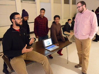 Students Launch William Penn Historical Website