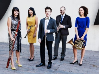 HPU to Host Community Concert by WindSync Quintet