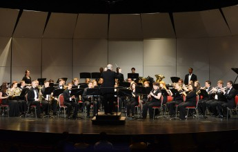 Ensembles to Perform Winter Band Concert