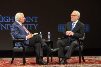 HPU's 'Access to Innovators' Speaker Series to Air on WGHP