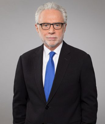 CNN's Wolf Blitzer Named 2017 Commencement Speaker
