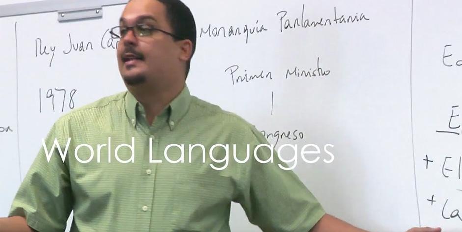 World Languages Major