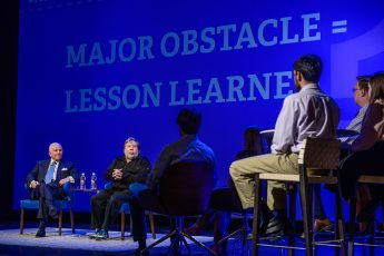 Apple Co-Founder Steve Wozniak Returns to HPU Campus as Innovator in Residence