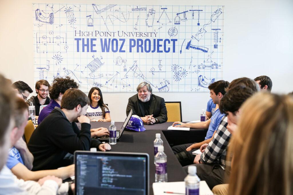 Steve Wozniak HPU Webb School of Engineering