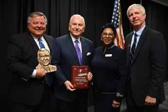 HPU President Nido Qubein Receives YMCA Hall of Honor