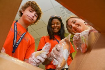 HPU Hosts Guilford County Teens for Youth Leadership Academy