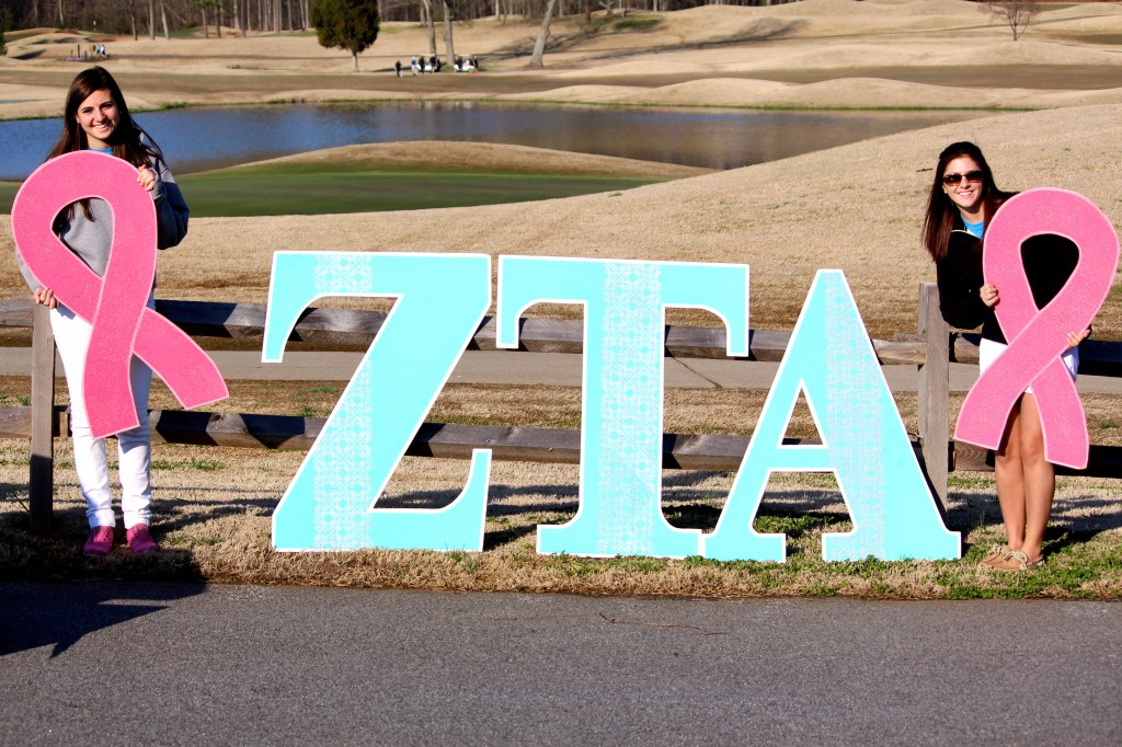 Sorority Raises 15 000 For Breast Cancer Research High