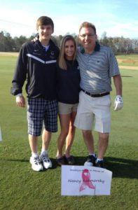 HPU High Point University Golf ZTA