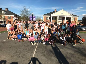 HPU Family Hosts Numerous Philanthropic Events