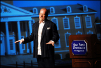 HPU Hosts Design, Art And Technology Symposium
