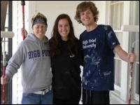 HPU Students Spend Spring Break Volunteering In Mississippi