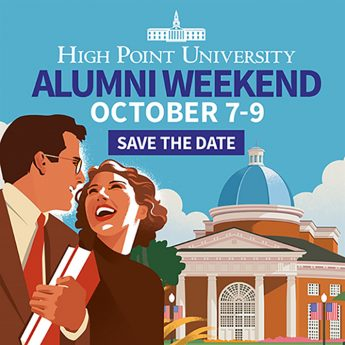 HPU to Celebrate Alumni Weekend, Recognize Outstanding Alumni
