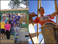 HPU Students Lend A Helping Hand During Spring Break