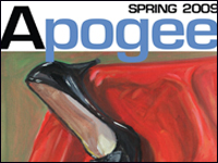 HPU Students, Faculty Produce 2009 Edition Of Literary Journal 'Apogee'