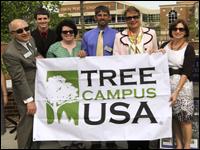 HPU 'Goes Green' With Earth Week Celebration