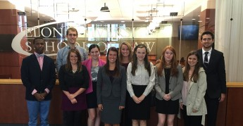 Students Learn About Law School and Legal Practice