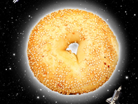 HPU Graphic Design Students Create Incredible Bagel Images as Part of Unique Project