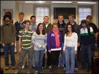 HPU Students Participate In State Computer Science Competition