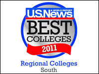HPU Moves Up To No. 3 In U.S. News & World Report Rankings