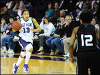 HPU Expects To Draw Crowds, Business During Upcoming Big South Championship Tournament