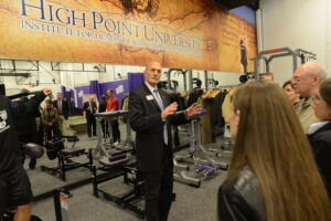 High Point University Human Biomechanics and Physiology Lab