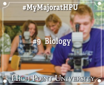 #MyMajorAtHPU: Biology