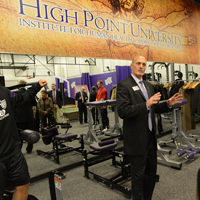 High Point University Biomechanics Lab