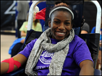 Students Show Spirit of Giving with Fall Blood Drive