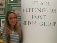 Communication Major Writes Future at Huffington Post Internship