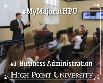 My Major at HPU: Business Administration