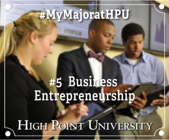 My Major at HPU: Business Entrepreneurship
