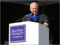 Astronaut Buzz Aldrin Headlines Memorable HPU Graduation Ceremony